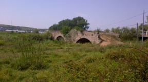 old bridge from 1800